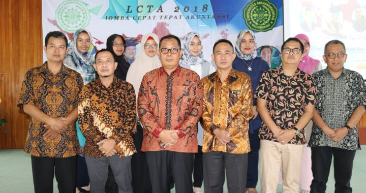 Lomba Cepat Tepat Akuntansi (LCTA) tahun 2018 (2)