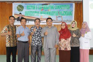 Rector's Cup Debate Competition UMPalembang (1)
