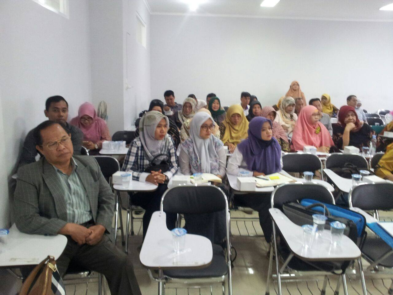 UMPalembang Workshop Penulisan Proposal PKPT (1)