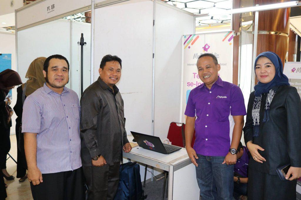 CDC UMPalembang 2018 Job Fair (1)