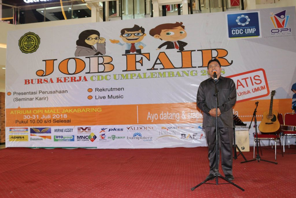 CDC UMPalembang 2018 Job Fair (2)