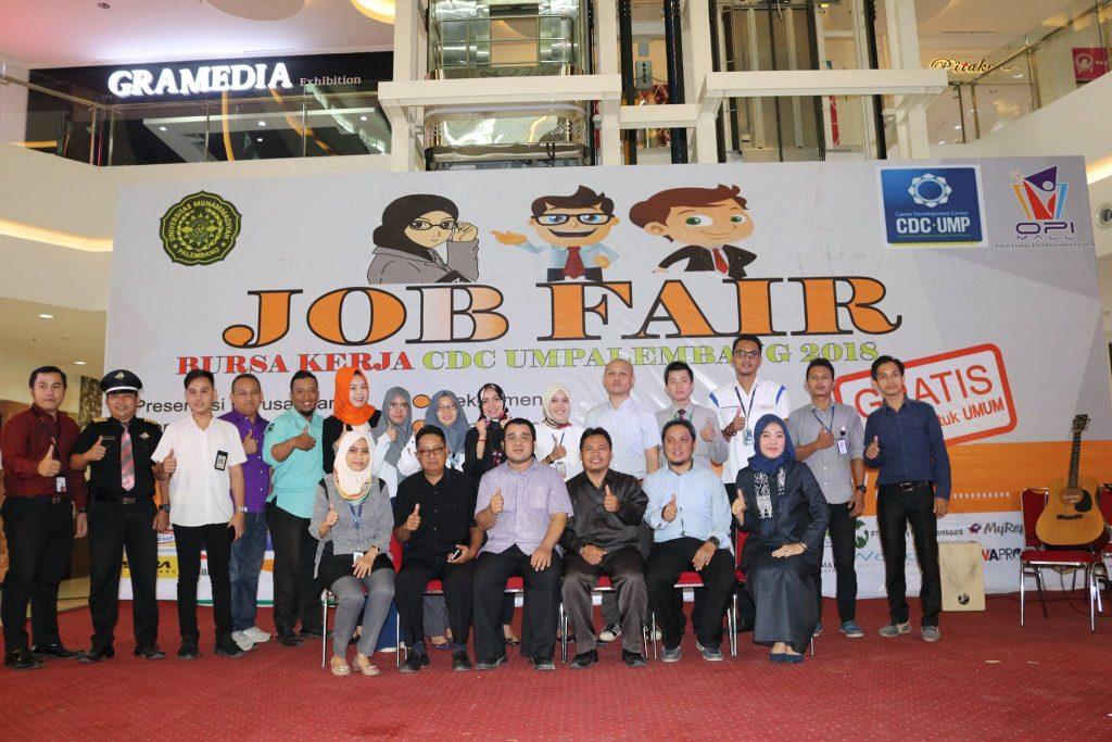 CDC UMPalembang 2018 Job Fair (3)