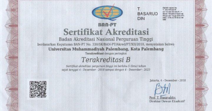 APT UM Palembang 2019