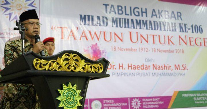 Milad Muhammadiyah 2018 PWM SUMSEL (1)