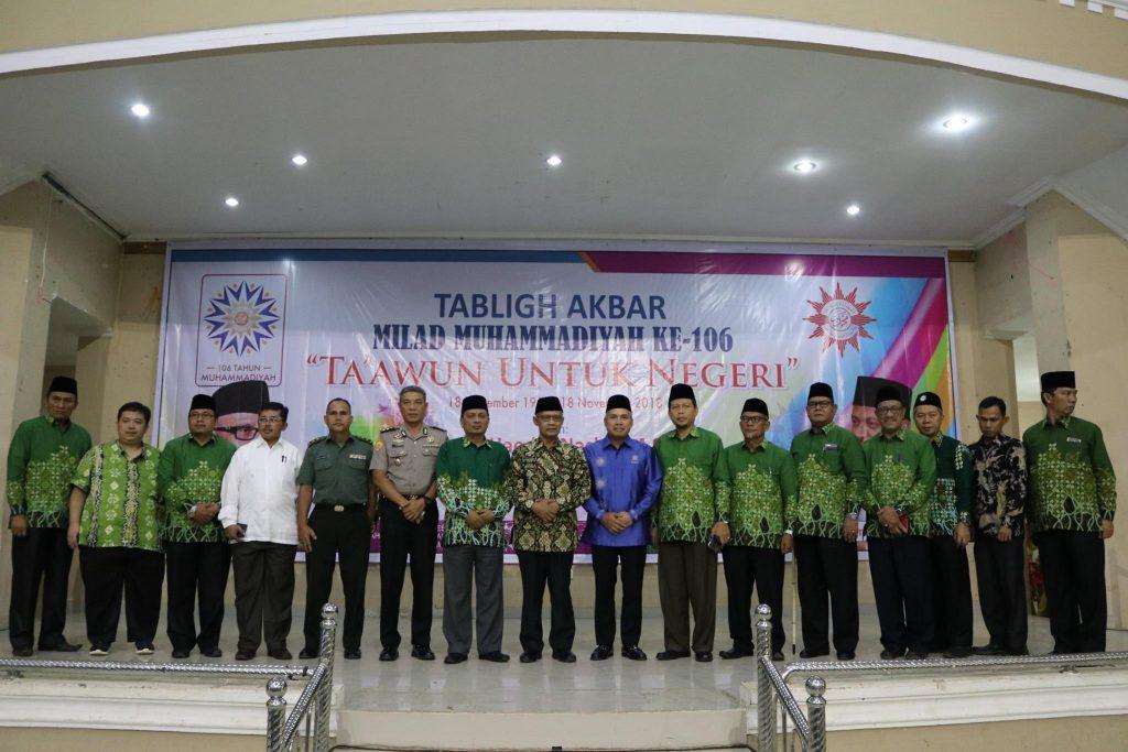 Milad Muhammadiyah 2018 PWM SUMSEL (2)