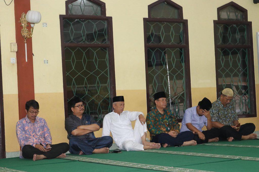 Shalat Subuh Berjamaah UM Palembang 2019 (1)