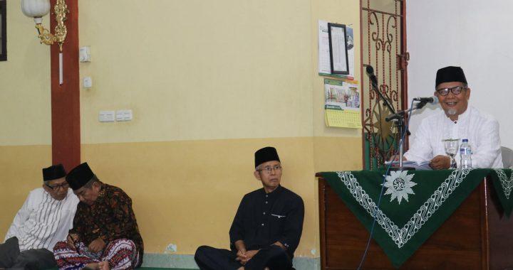 Shalat Subuh Berjamaah UM Palembang 2019 (2)