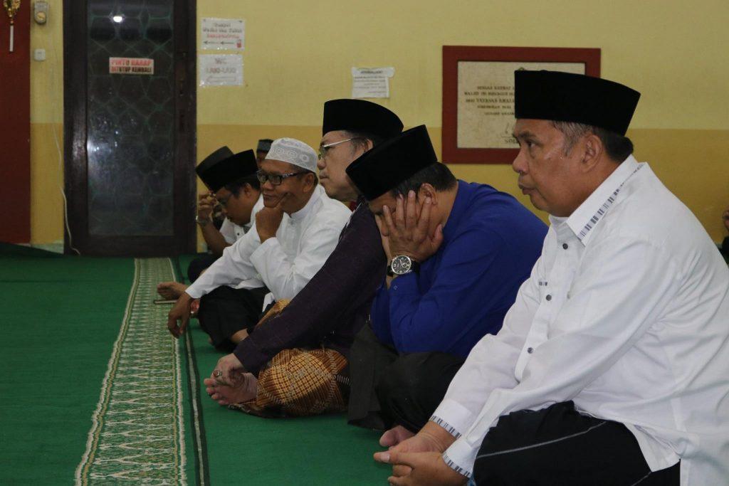 Shalat Subuh Berjamaah UM Palembang 2019 (3)