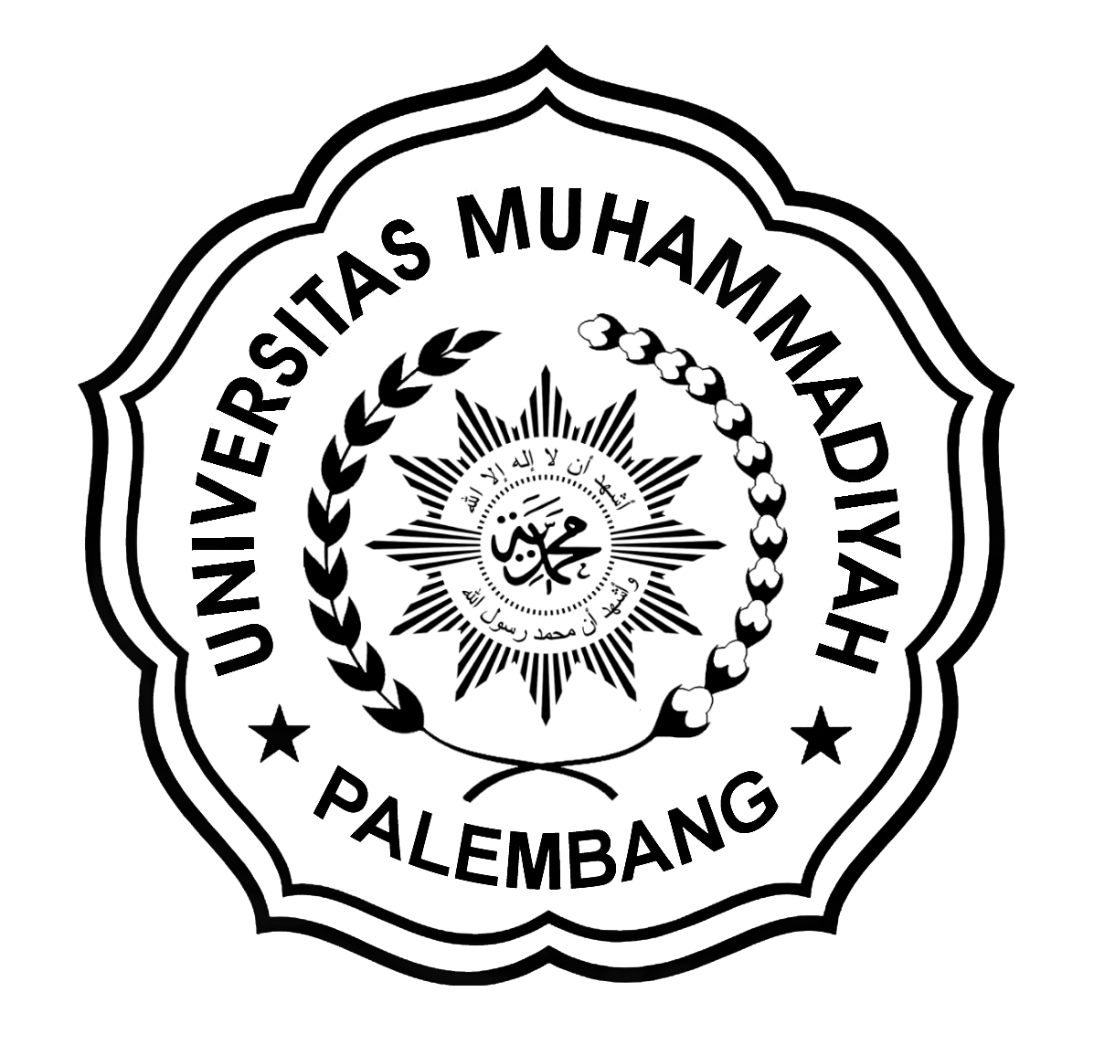 Logo Universitas Muhammadiyah Palembang Universitas Muhammadiyah Palembang