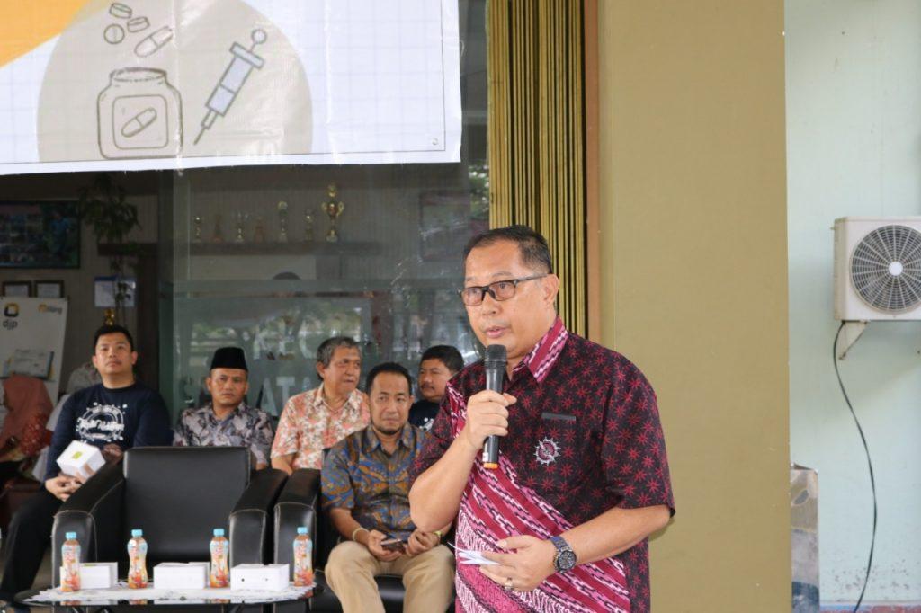 Bakti Sosial FK UM Palembang Ke-12 1