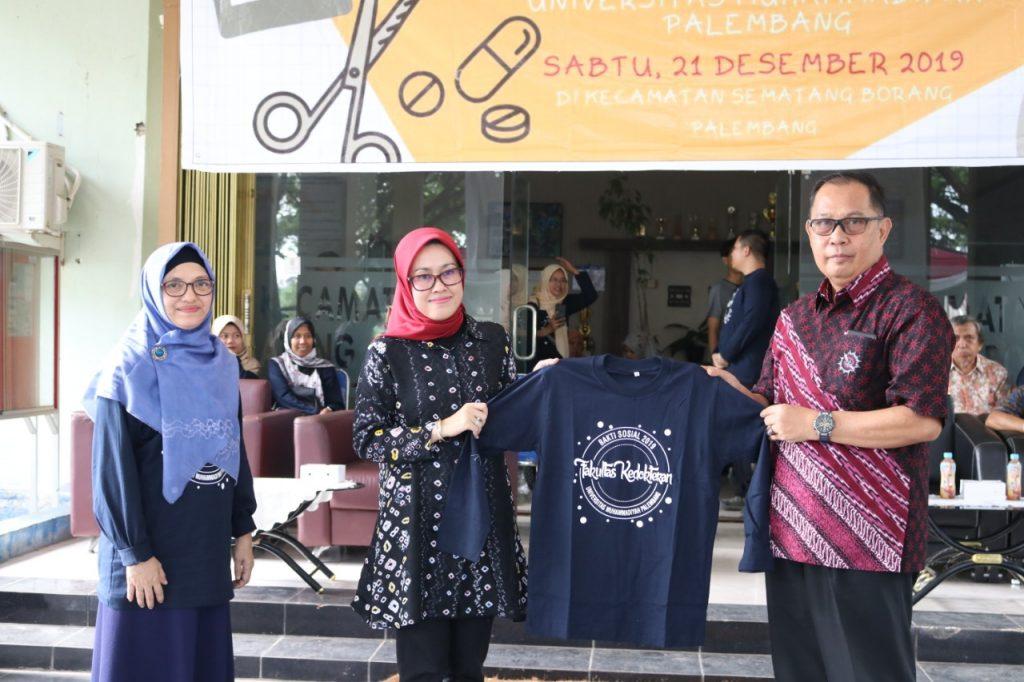 Bakti Sosial FK UM Palembang Ke-12 e