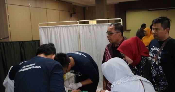 Bakti Sosial FK UM Palembang Ke-12 d