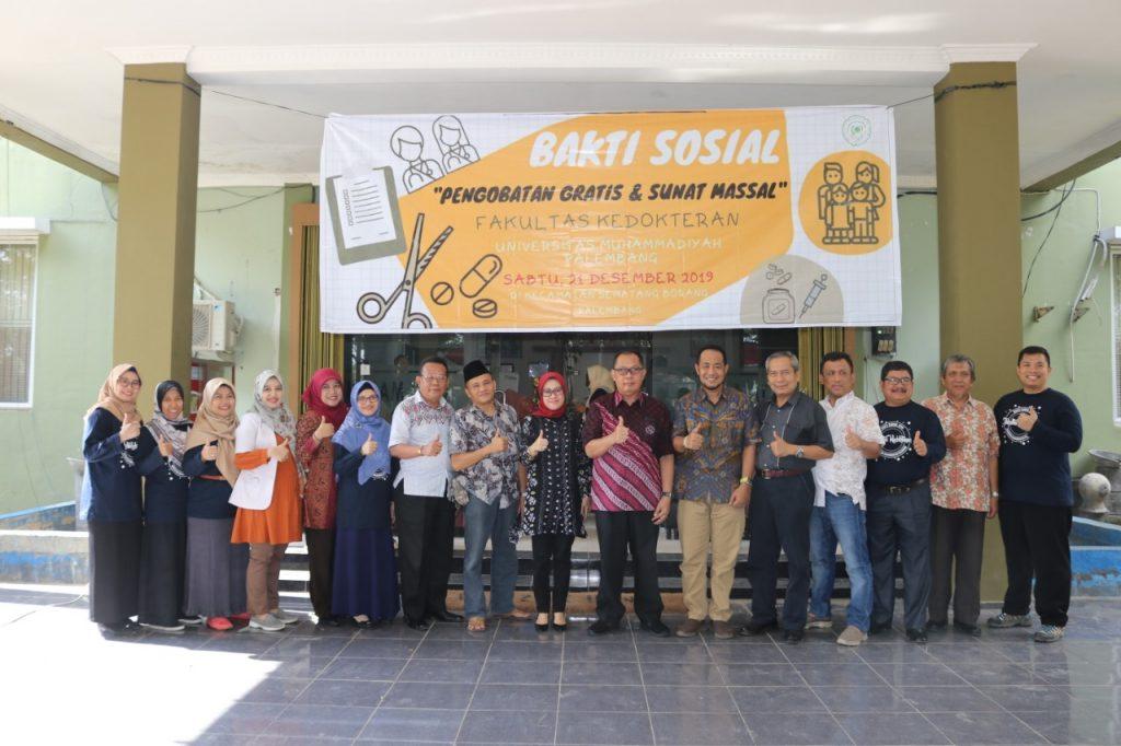 Bakti Sosial FK UM Palembang Ke-12 g