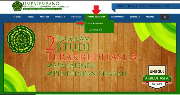 KRS Online Portal Mahasiswa