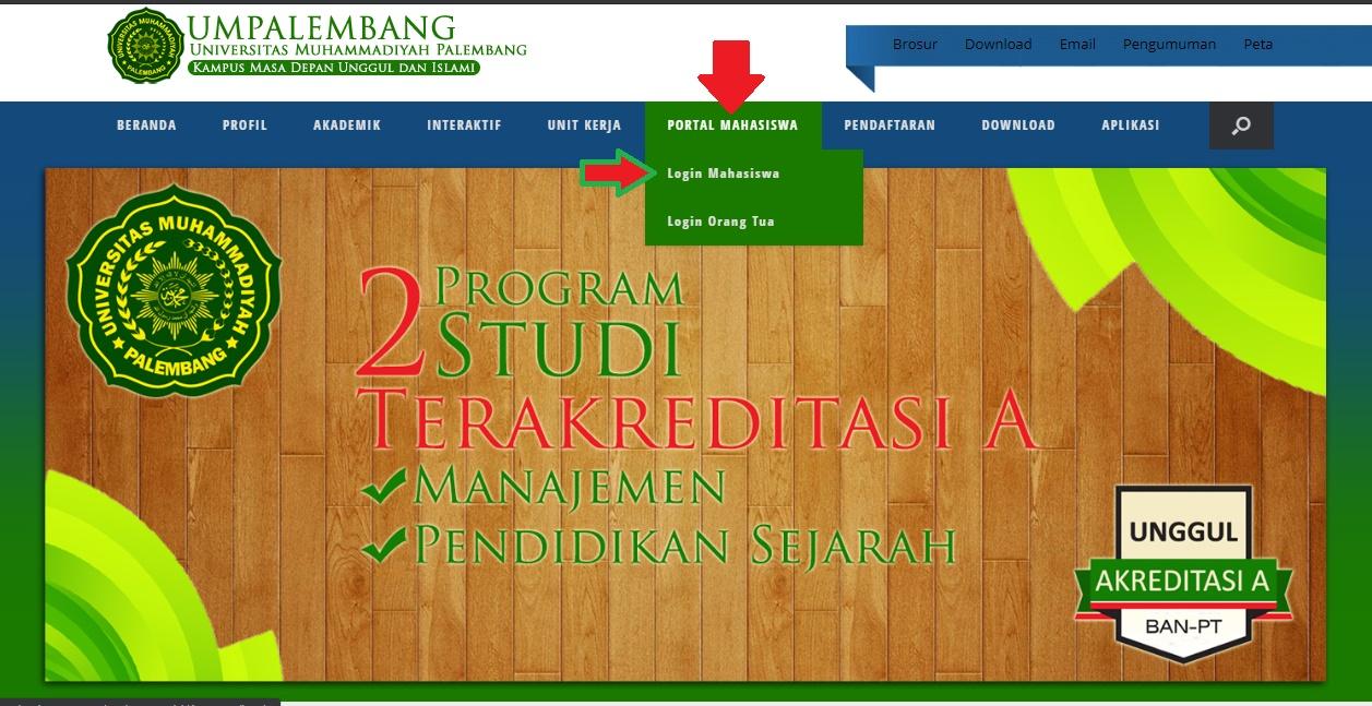 Cara Input KRS Online Bagi Mahasiswa UM Palembang