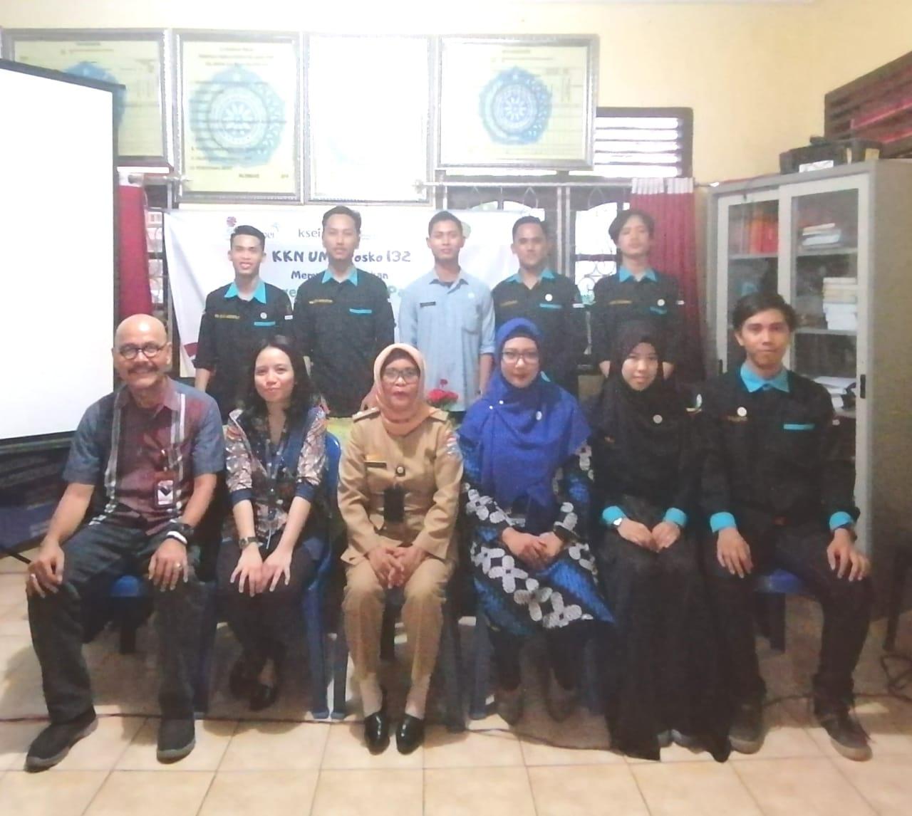 Agar Masyarakat Paham, GI Universitas Muhammadiyah Palembang Gelar Sosialisasi Investasi Pasar Modal