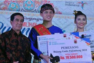 Bujang Gadis Palembang 2018