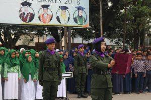 Upacara Hardiknas 2018 (2)