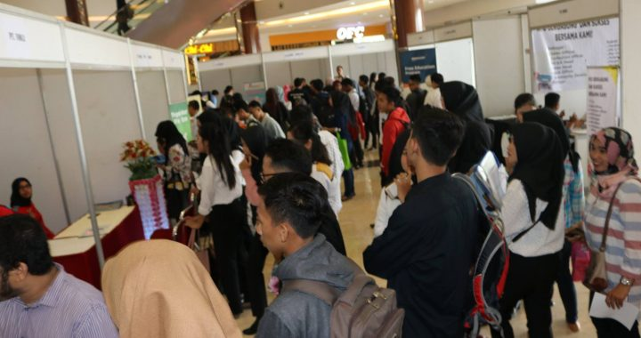CDC UMPalembang 2018 Job Fair (4)
