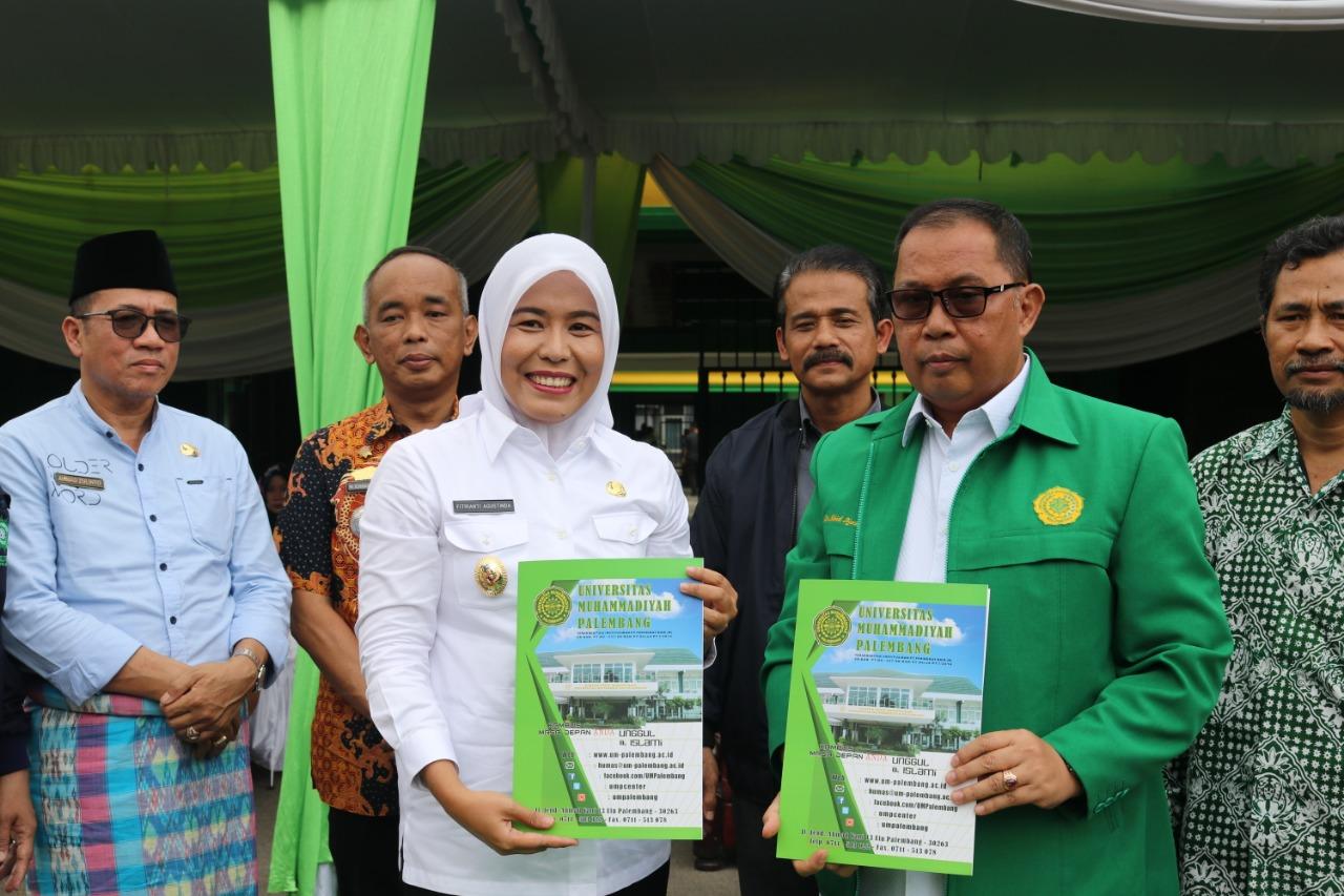 Wakil Walikota Palembang: Alumni Universitas Muhammadiyah Palembang Mampu Bersaing