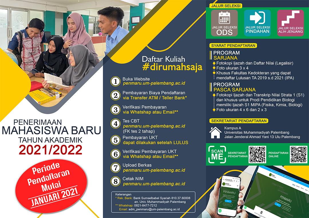 Brosur Universitas B (Online)